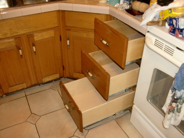Drawer Box Replacement - Cabinet And Drawer Organizers - boston - by ShelfGenie of Massachusetts