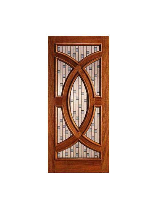 """Solid Mahogany Single Door with Circle Decorative Glass Style - SKU#PL-02_1BrandAAWDoor TypeExteriorManufacturer CollectionBudget DoorsDoor ModelDoor MaterialWoodWoodgrainMahoganyVeneerPrice1160Door Size Options30"""" x 80"""" (2'-6"""" x 6'-8"""")  $036"""" x 80"""" (3'-0"""" x 6'-8"""")  +$2030"""" x 96"""" (2'-6"""" x 8'-0"""")  +$30036"""" x 96"""" (3'-0"""" x 8'-0"""")  +$320Core TypeSolidDoor StyleCircle , ModernDoor Lite StyleRadius LiteDoor Panel StyleHome Style MatchingContemporary , VictorianDoor ConstructionEngineered Stiles and RailsPrehanging OptionsPrehung , SlabPrehung ConfigurationSingle DoorDoor Thickness (Inches)1.75Glass Thickness (Inches)3/4Glass TypeTriple GlazedGlass CamingZincGlass FeaturesTempered , Insulated , BeveledGlass StyleGlue ChipGlass TextureGlass ObscurityDoor FeaturesDoor ApprovalsDoor FinishesDoor AccessoriesWeight (lbs)340Crating Size25"""" (w)x 108"""" (l)x 52"""" (h)Lead TimeSlab Doors: 7 daysPrehung:14 daysPrefinished, PreHung:21 daysWarranty"""