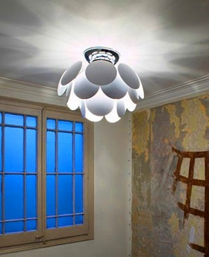 Discoco Large Ceiling Light modern-ceiling-lighting