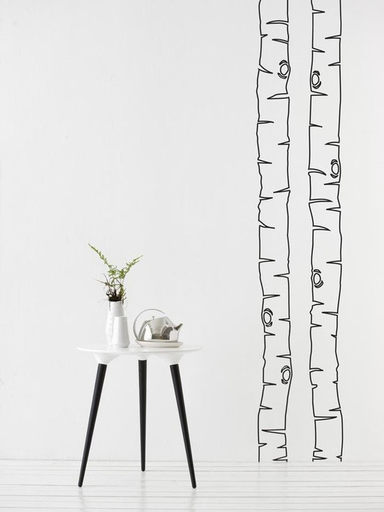 Ferm Living Birch WallSticker - Ferm Living Birch WallSticker