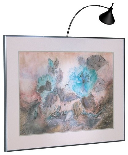 1 Light Hardwire Picture Display Light modern-wall-lighting