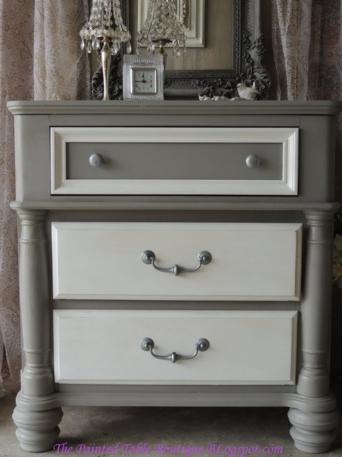 Decorative Painted Nightstands