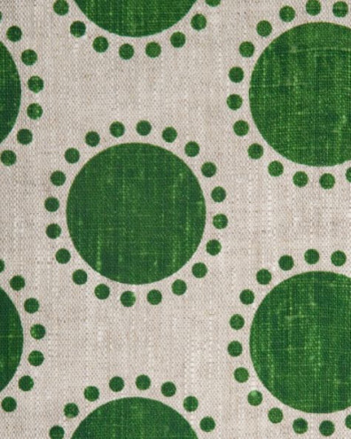 Oompa Fabric in Stem eclectic-fabric