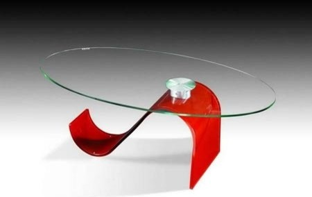 Glass Table Tops modern-coffee-tables