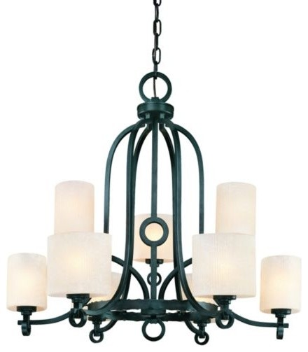 Telluride Chandelier contemporary-chandeliers