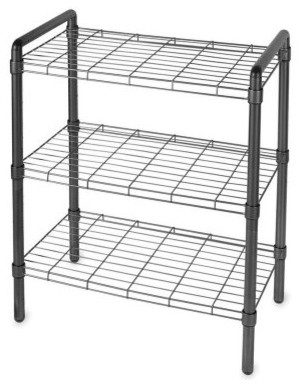 Delta Cycle Group WS1003 3 Tier Quick Rack modern wall shelves