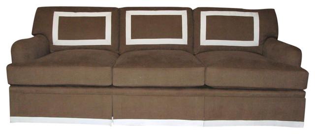 Miles Sofa traditional-sofas