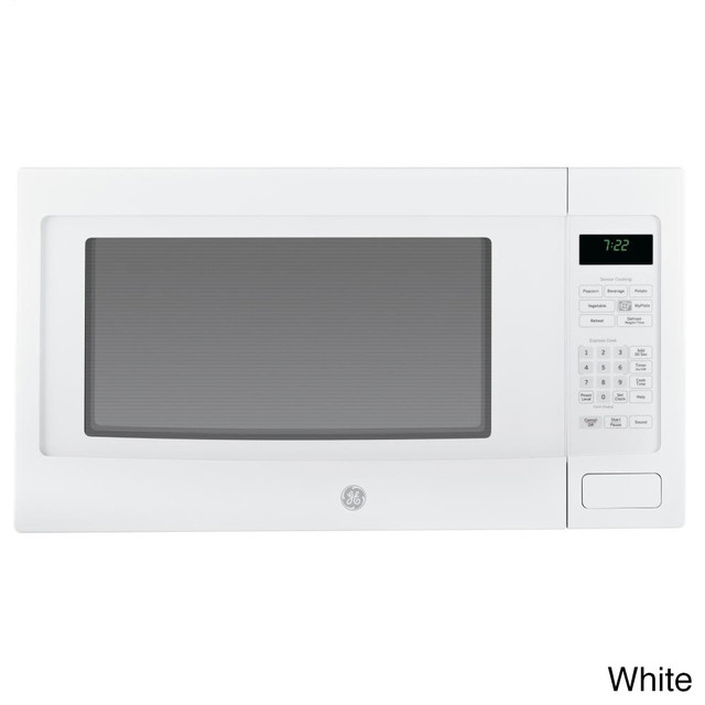 GE Profile PEB7226DF Countertop Microwave Oven contemporary-microwave-ovens