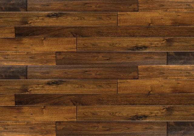Rustic Wood Flooring WB Designs