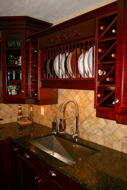 McIsaac Project traditional-kitchen