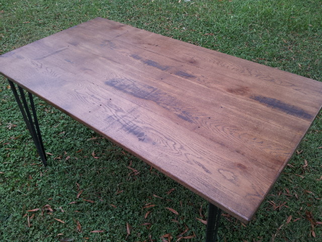Rustic Wood Tables rustic-dining-tables