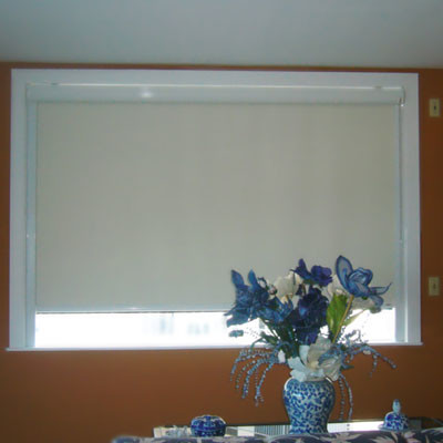 Roller Blinds and Shades window-treatments