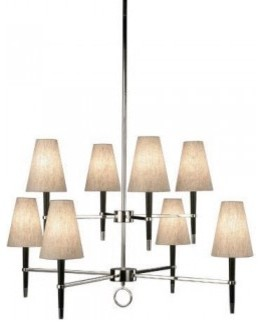 Ventana Two-Tier Chandelier | Pulp Home modern chandeliers