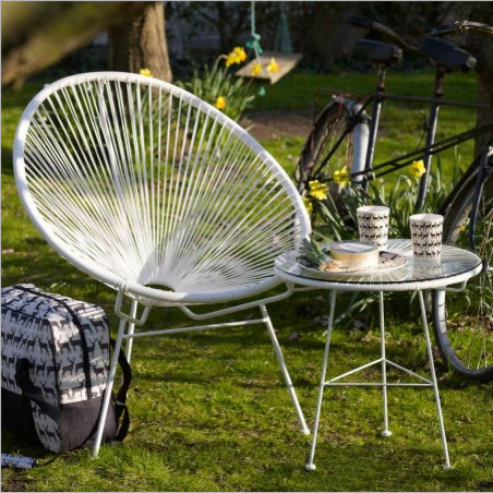 Acapulco Chair and Table contemporary-patio-furniture-and-outdoor-furniture