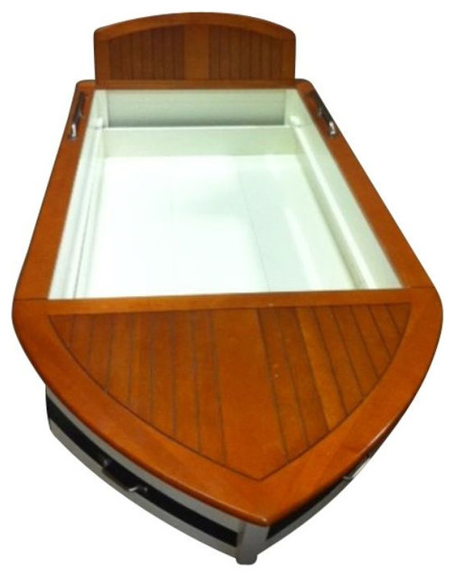 SOLD OUT Pottery Barn Childrens Boat Bed 1399 Est
