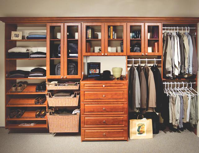 Custom Closet Modern Closet Storage Other Metro By