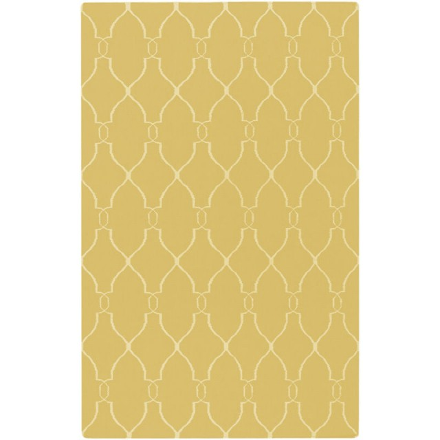 Yellow Fallon Rug contemporary rugs