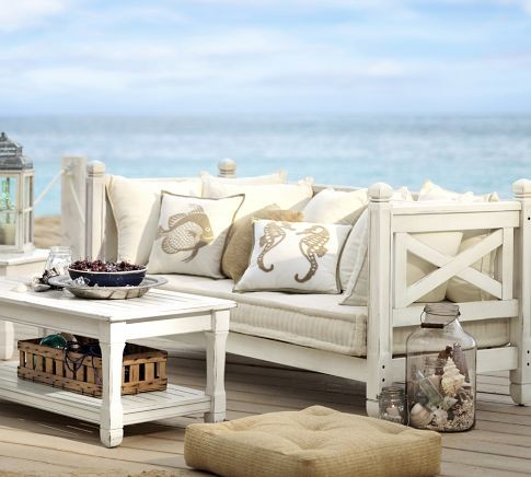 Weatherby Sofa contemporary outdoor sofas