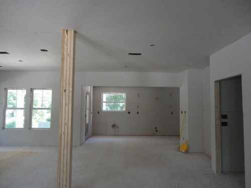 I am going to paint trim dove white and was going to paint - Should i paint my ceiling ...