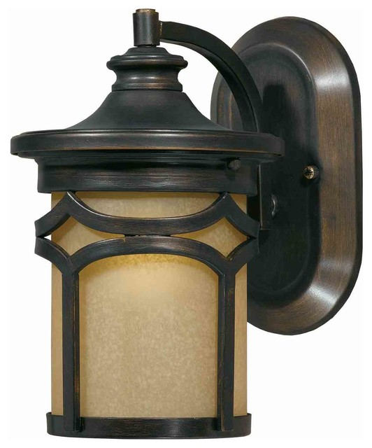 Candle Wall Sconces Oil Rubbed Bronze : Triarch 78170-14 Oil Rubbed Bronze Outdoor Wall Sconce contemporary-outdoor-wall-lights-and-sconces