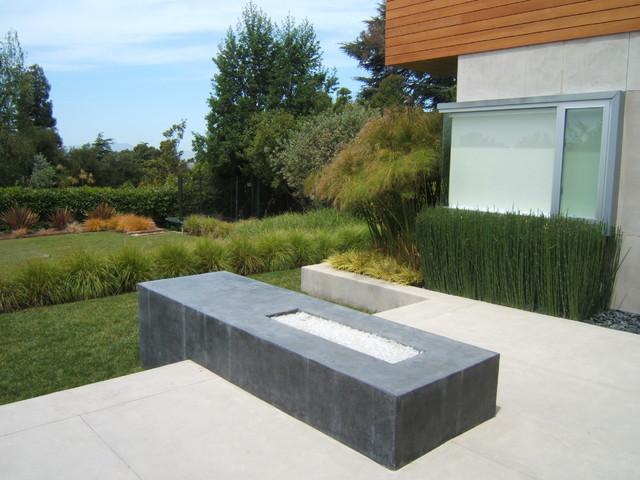A Modern Garden: Piedmont modern