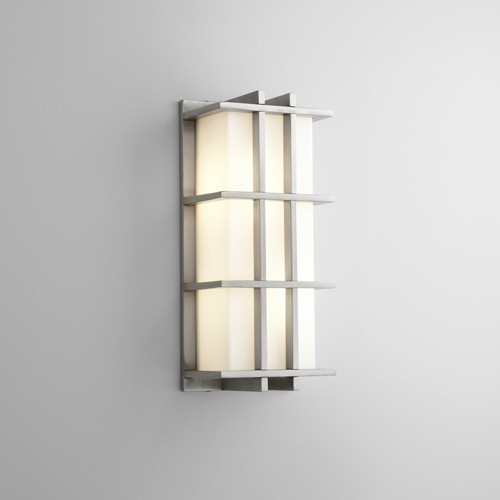 How To Install Outdoor Wall Sconces : Oxygen Lighting Telshore Outdoor Wall Sconce - Modern - Outdoor Wall Lights And Sconces - by ...