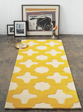 Hand Tufted Carpet mediterranean-rugs