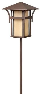 Hinkley Lighting 1560AR Harbor Pathway Light, Anchor Bronze modern-outdoor-lighting