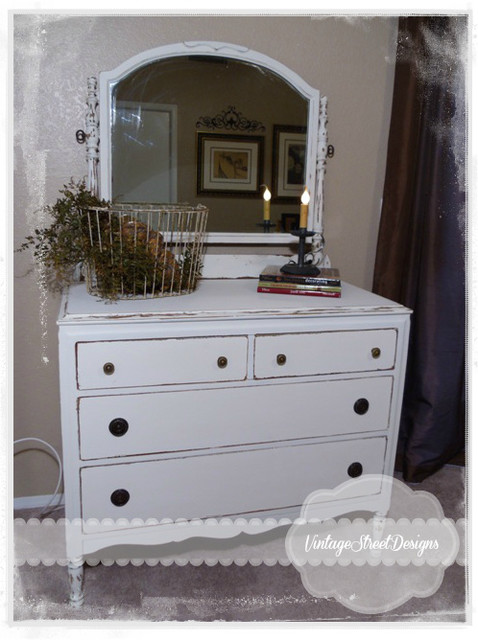 antique dresser with mirror phoenix by vintage street