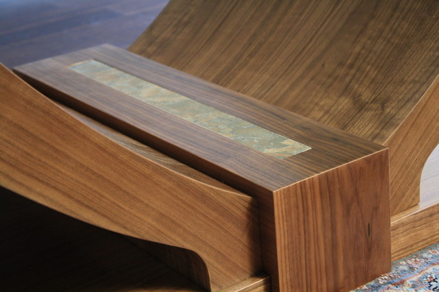Walnut Dining Table modern-dining-tables