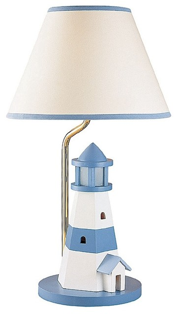 night light table lamp beach style table lamps by lamps plus. Black Bedroom Furniture Sets. Home Design Ideas