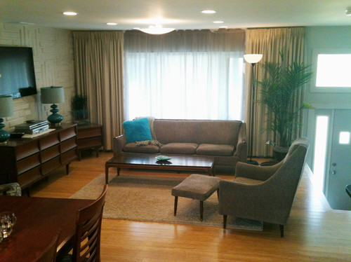39 72 Ranch Living Room Makeover