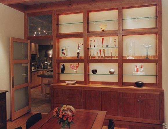 Falk Residence contemporary-kitchen