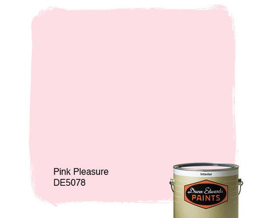 Dunn-Edwards Paints Pink Pleasure DE5078 -