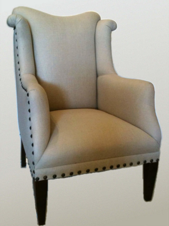 Wing Back Chair -