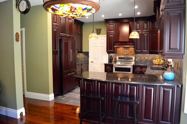Cambridge modern-kitchen-cabinets