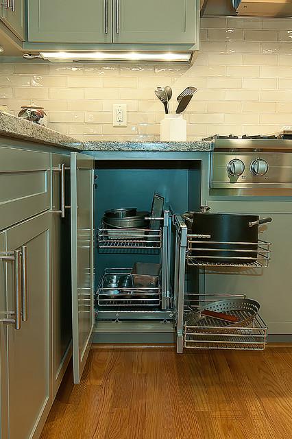 Kitchen Remodel- Memorial modern-kitchen