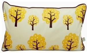 Ferm Living   Dotty Organic Cotton Pillow for Kids modern-baby-and-kids