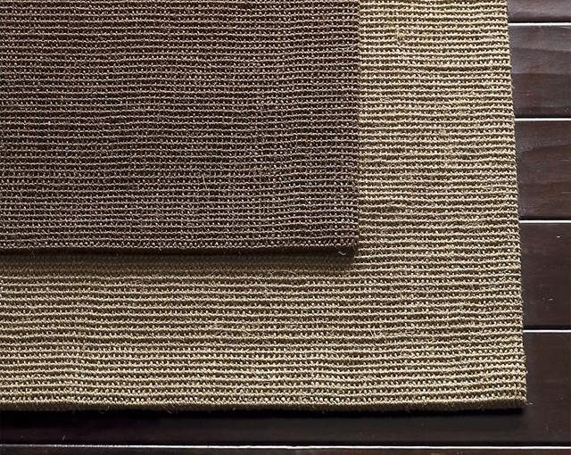 Sisal Chocolate Rug contemporary-rugs