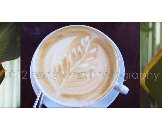 Leaves & Cappuccino - Nature_Leaves & Cappuccino - Tryptic © Andy Mars Photography
