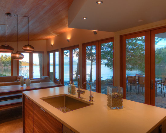 Quantum Windows & Doors | Prentiss Architects - Prentiss Architects