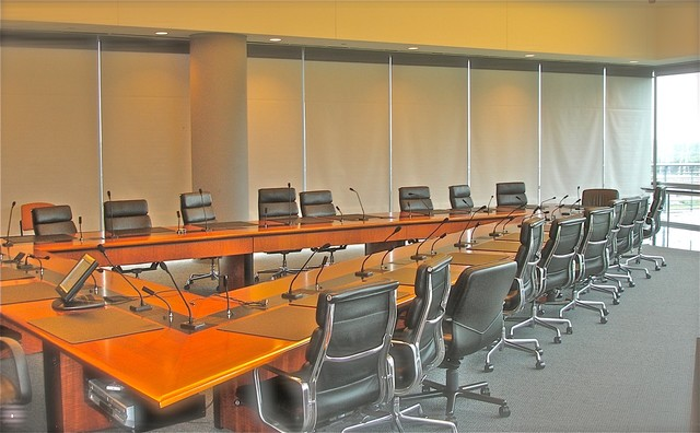 Conference Room Roller Shades Dallas By Kite S Interiors