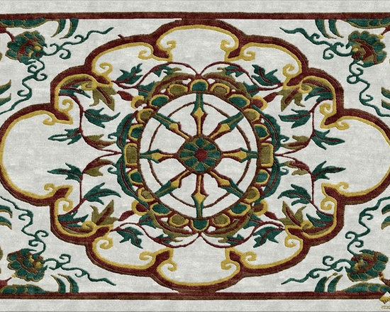 Custom Tibetan Rug Designs - High Country Rugs