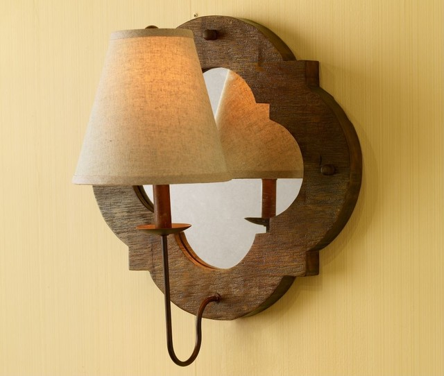 Morvan Sconce by Pierre Deux traditional-wall-lighting