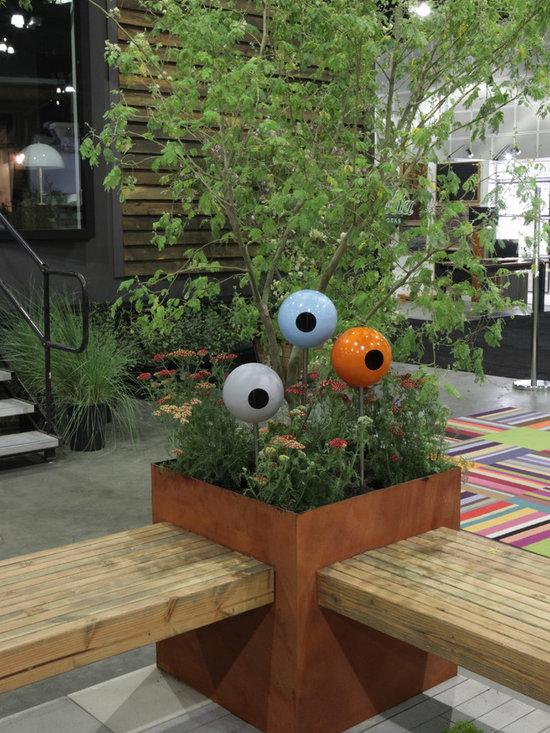 2014 Dwell on Design, Aoyagi Birdhouses -