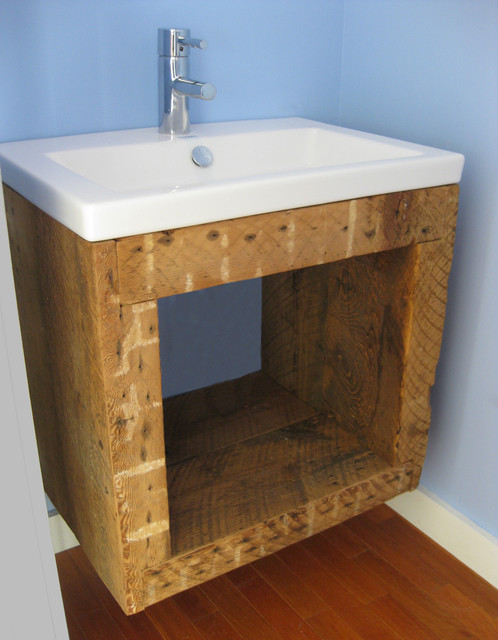 Floating Sink Vanity : Floating Vanity - Modern - Bathroom Vanities And Sink Consoles ...