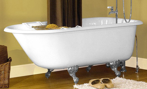 Sunrise Specialty Classic Clawfoot Tub Traditional