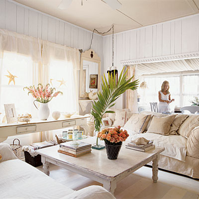 50 Comfy Cottage Rooms - Photos - CoastalLiving.com