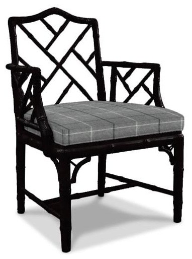 Jonathan Adler Chippendale Arm Chair traditional-chairs
