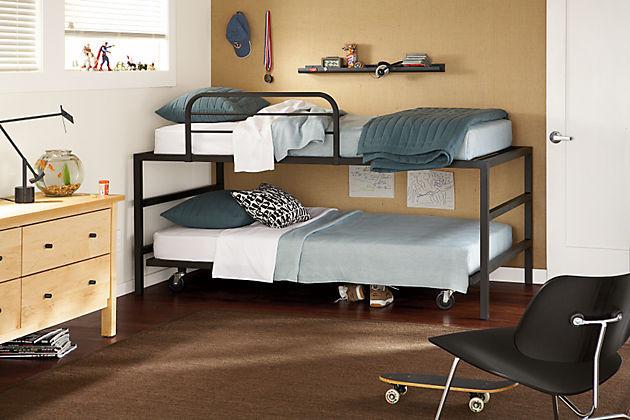 Bower Loft Twin Bed by R&B modern-kids